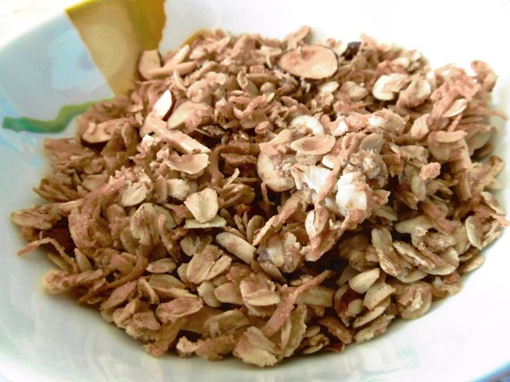 Coconut Almond Granola | Favorite Recipes | Pinterest