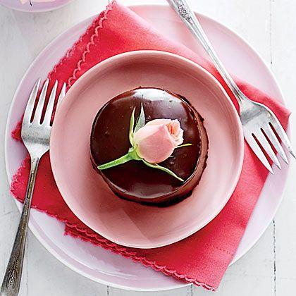 Chocolate Shortbread Cake | Daily Indulgence | MyRecipes.com