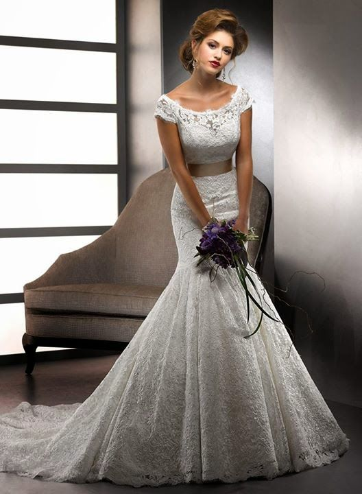 Elagent Wedding Dresses 99