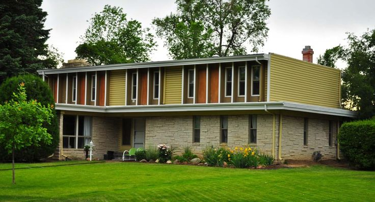 1970s homes design through the decades deidra pinterest