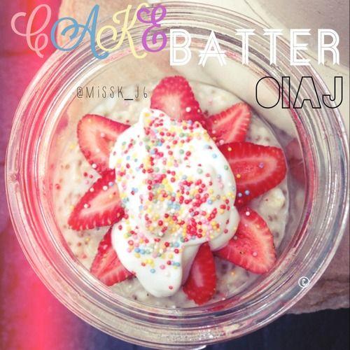 Cake Batter Protein Shake Recipes — Dishmaps