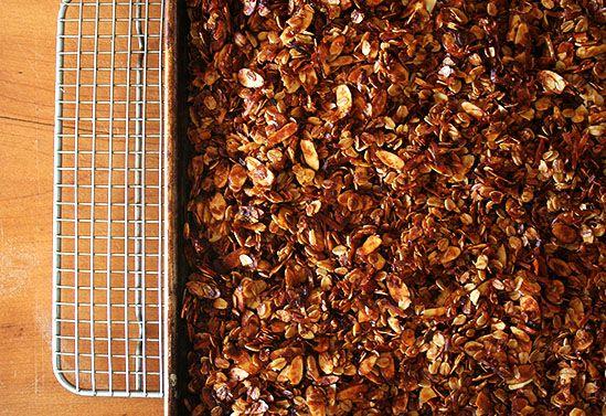 The Best Granola | Snacks | Pinterest