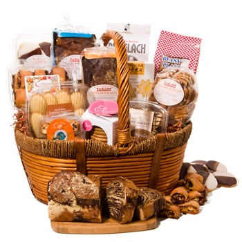 broadway bakery basket kosher 169 gifts for friends