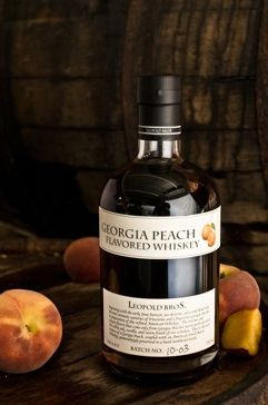 Georgia Peach Whiskey