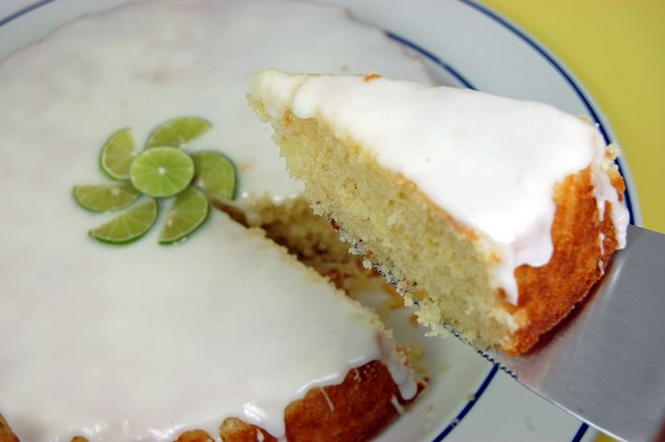 Key Lime Coconut Cake | Cakes | Pinterest