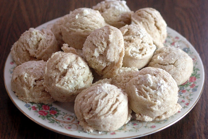 whole wheat cookies | Sweets | Pinterest