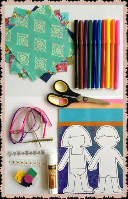 DIY dolls & crafts for kids $12