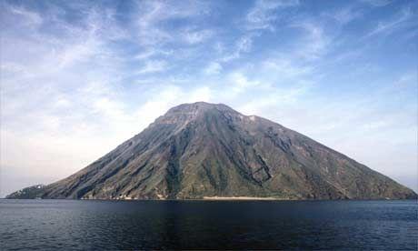 Stromboli Island Italy