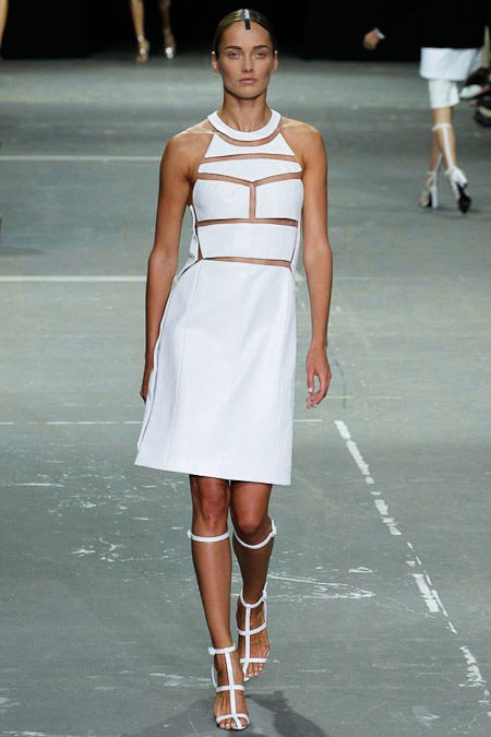 Alexander Wang - Spring 2013 Ready To Wear