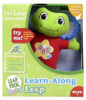 LEAPFROG LEARN-ALONG LILY & LEAP PARENT MANUAL ...