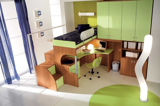 Really Cool Bedrooms Picture 2018