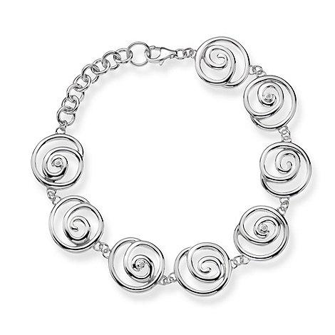 hot diamonds necklace debenhams