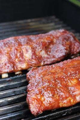 The Devil's Food Advocate: Baby Back Ribs and Cherry Barbecue Sauce