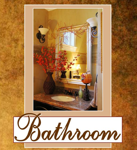fall decor for the bathroom 28 images falling in with