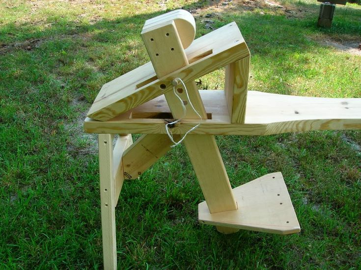 Shaving horse bowers bench schnitzelbank the most fun you will