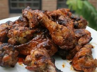 Ghost Pepper Chili Chicken Wings Recipes — Dishmaps
