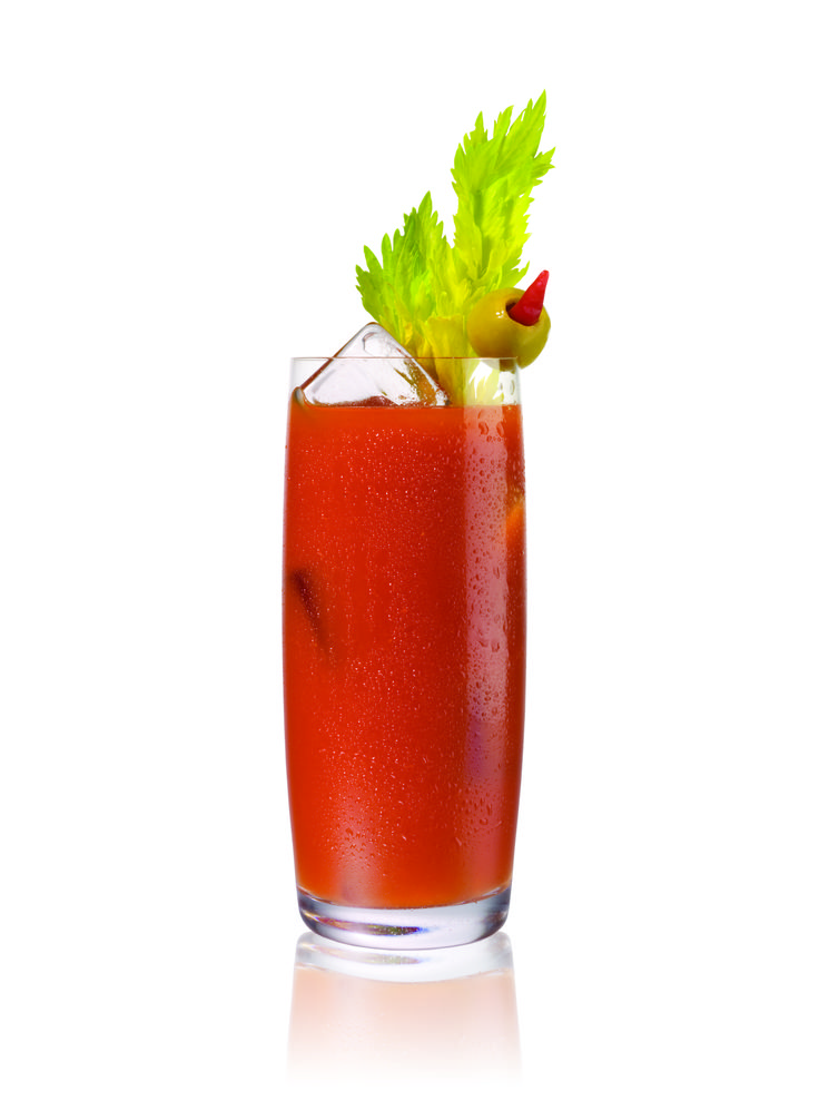 hot bloody mary | Cocktail Recipes | Pinterest
