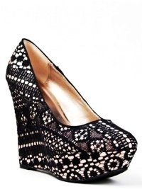 High Heel Shoes For Women | Vintage High Heel Shoes for Women - Lace