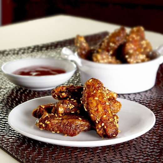 Japanese Chicken Wings | Food & Drink that I love | Pinterest