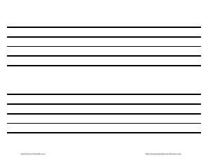 large piano staff paper pdf
