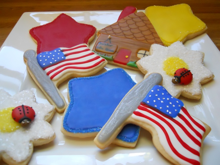 memorial day themed foods