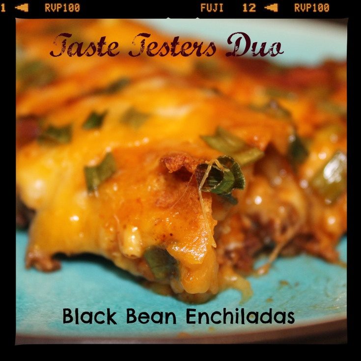 Roasted Zucchini, Black Bean + Goat Cheese Enchiladas Recipes ...