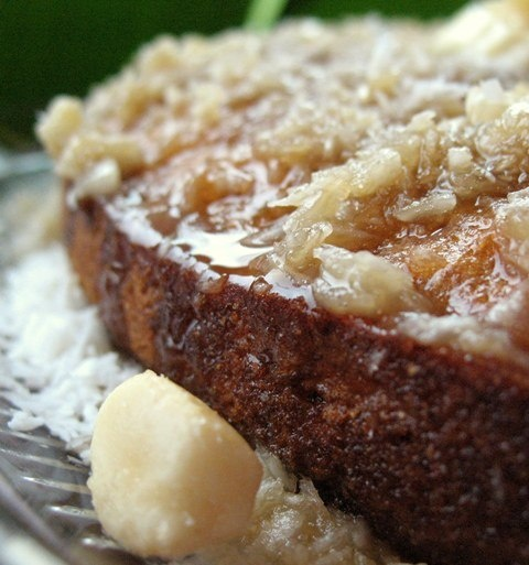 Coconut Banana Cake | Sweet tooth | Pinterest