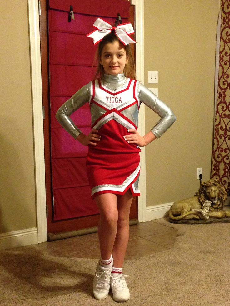 My cheer uniform | Cute cheer outfits | Pinterest