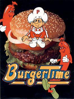 Burger Time: I'm sure you'll see thousands of hamburger recipes onlin...
