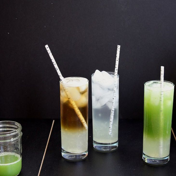Lime Cordial, Three Ways | libations and salutaions | Pinterest