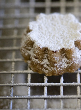 This whole grain Mexican Wedding Cookie Recipe is top notch!