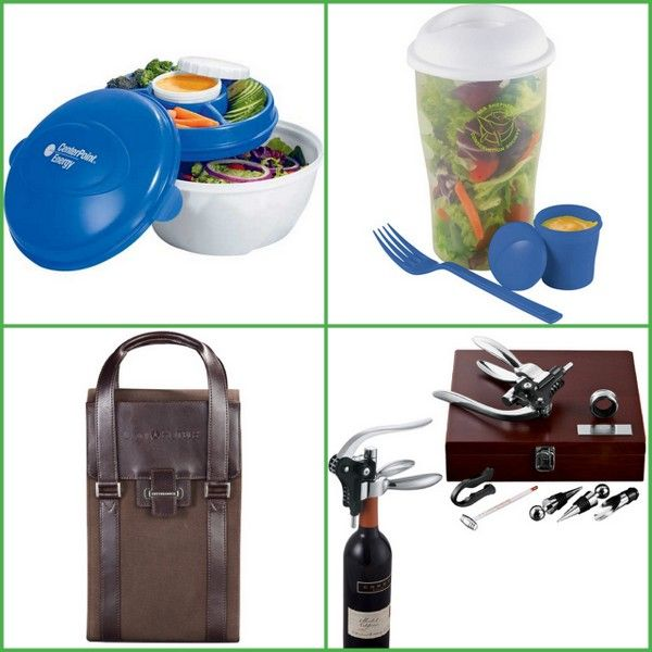 Food Storage & Wine Set Promotional Products from HotRef.com