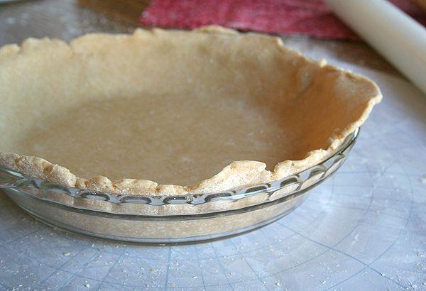 Pate Brisee- simple pie crust with video (this is my favorite crust ...