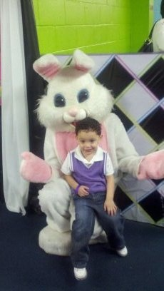 Not Funny Easter Bunny