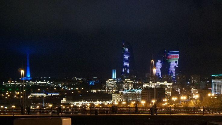 flag day of azerbaijan