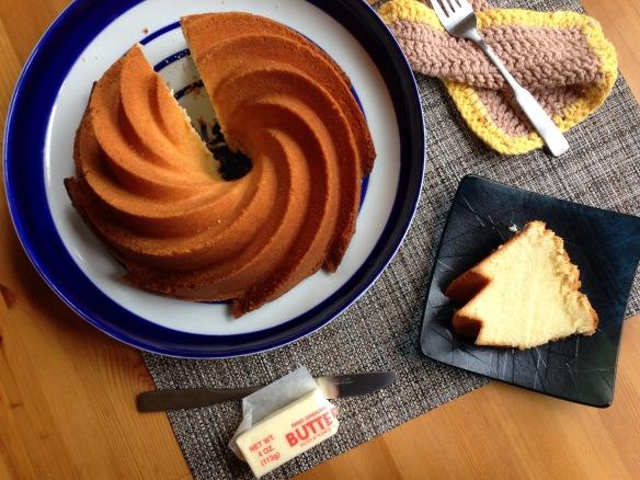 Classic Pound Cake | Bundt Cakes | Pinterest