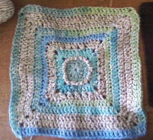 Crochet Work : Granny Square My Crochet Work Pinterest