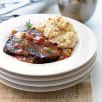 Pot Roast with Winter Root Vegetables - Bon Appétit