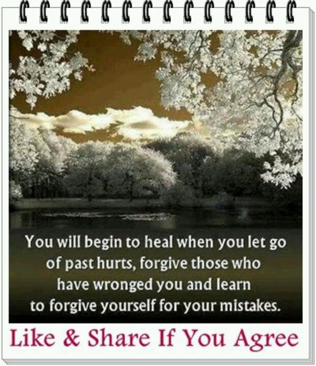 Forgiving yourself | SermonAudio.com
