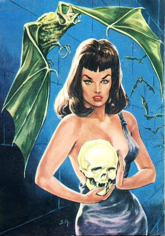 Порно ретро про вампиров36