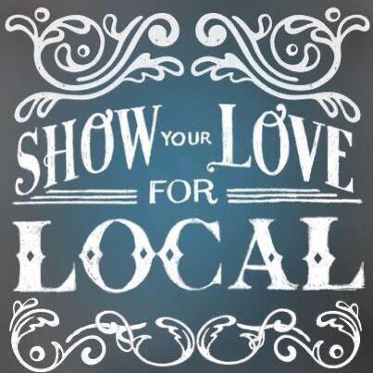 Shop local! | Independent Retail | Pinterest