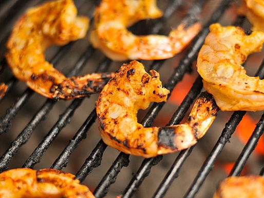 Grilled Garlic-Lime Shrimp | Serious Eats : Recipes