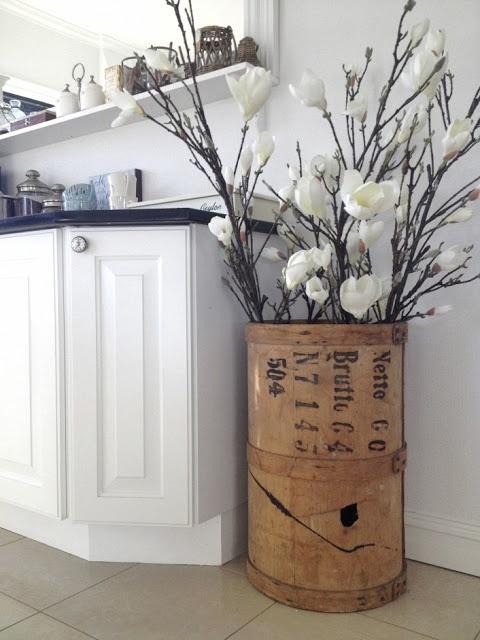 Uma decoração clean para harmonizar sua casa na Primavera. #Decor #Spring
