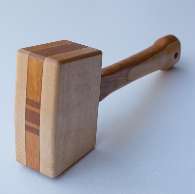 The SH: This is Woodworking mallet plans