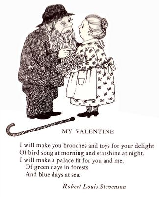 valentine poems that rhyme