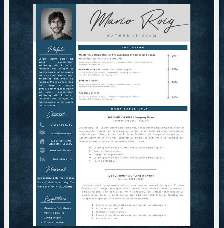 Best Business Resume Font