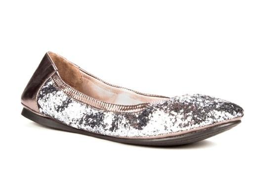 Glitter Ballet Flat
