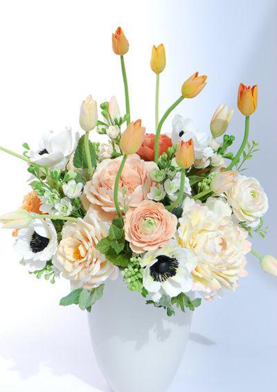Clay Deco květiny