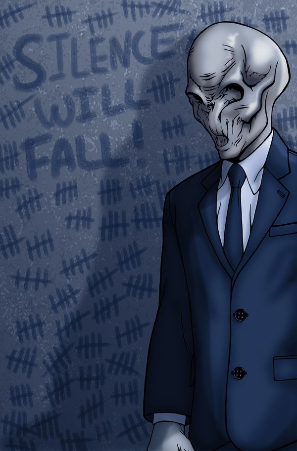 Silence Will Fall by IMForeman deviantart com on  deviantARTDoctor Who The Silence Will Fall