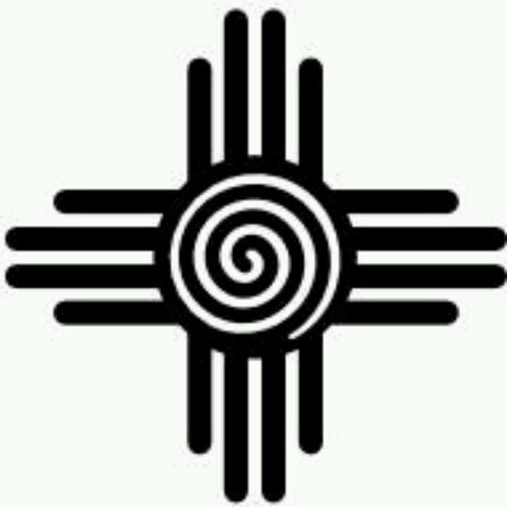 Similiar Zia Sun Symbol Keywords